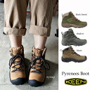 Keen men's Pyrenees boots light weight, waterproof specification trekking boots / outdoor boots KEEN MENS PYRENEES