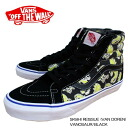 Vans sneakers skating yes re-issue vansaur Vans sneakers SK8 HI REISSUE (VAN DOREN) VANOSAUR/BLACK)
