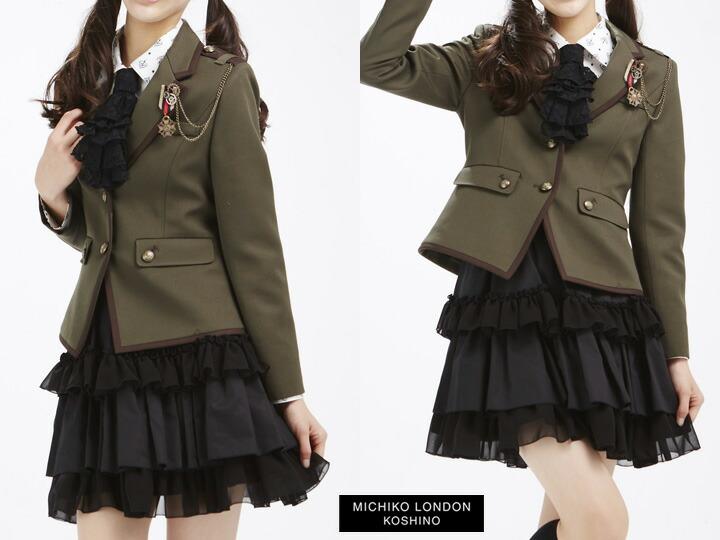 女の子スーツセット-ミチコロンドン-アンサンブル子供服フォーマル