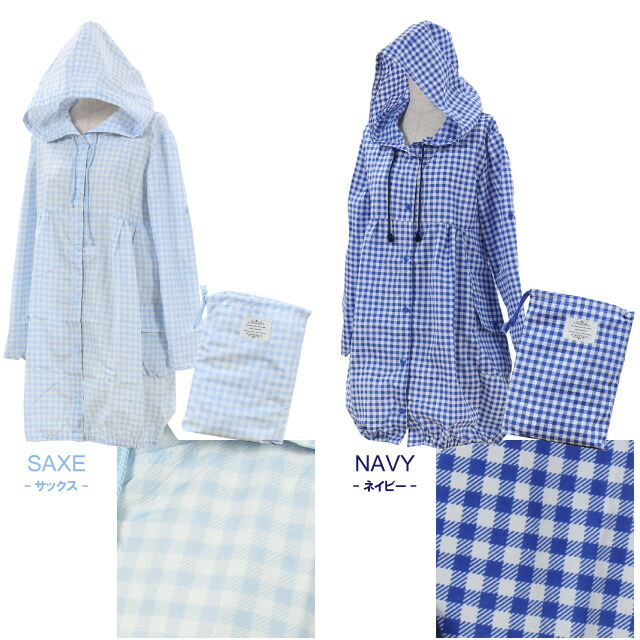 Gingham Check Jacket Women