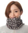 Had wide neck warmer [unisex; neck warmer: 1450