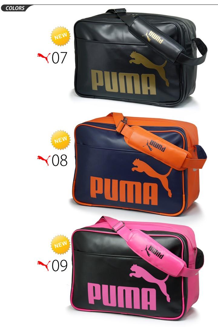 プーマ-PUMA- エナメルバッグ ...