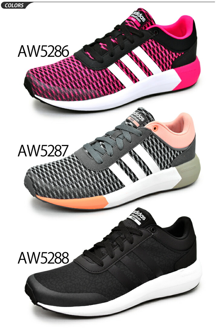 adidas Neo Cloudfoam Racer TR Sneaker Black/Black