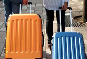 【キャリーケース・スーツケース】持ち運びし易いキャリーケース
