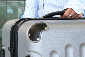 【キャリーケース・スーツケース】キャリーケースをしっかりと保護
