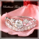 I wanted this tiara! Pure & モテジュ jewelry ☆ brilliant zirconia-ブリリアントティアラ ring ToS