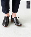■ chausser (Chaussée) レースアップレザーヒール shoes c-2034-rb
