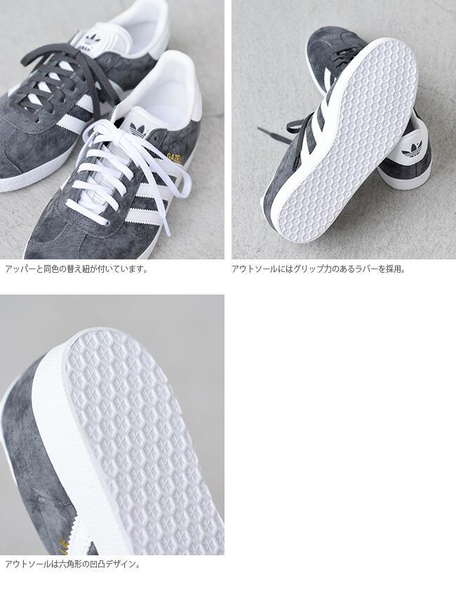 "adidasOriginals(アディダスオリジナルス)トレーニングスニーカー""GAZELLE""gazelle"