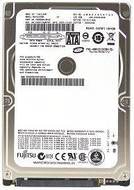 MHZ2160BH (160GB 9.5mm)
