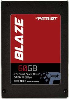 Blaze PB60GS25SSDR