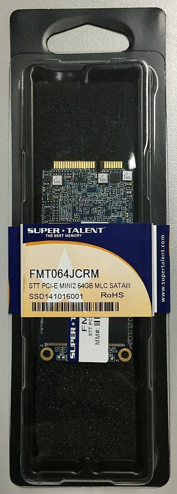 SATA Mini 2 PCIe DX1 FMT064JCRM