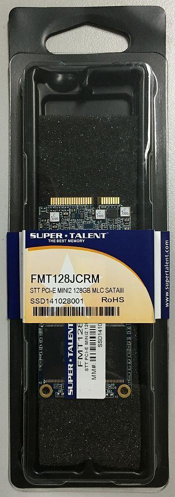 SATA Mini 2 PCIe DX1 FMT128JCRM