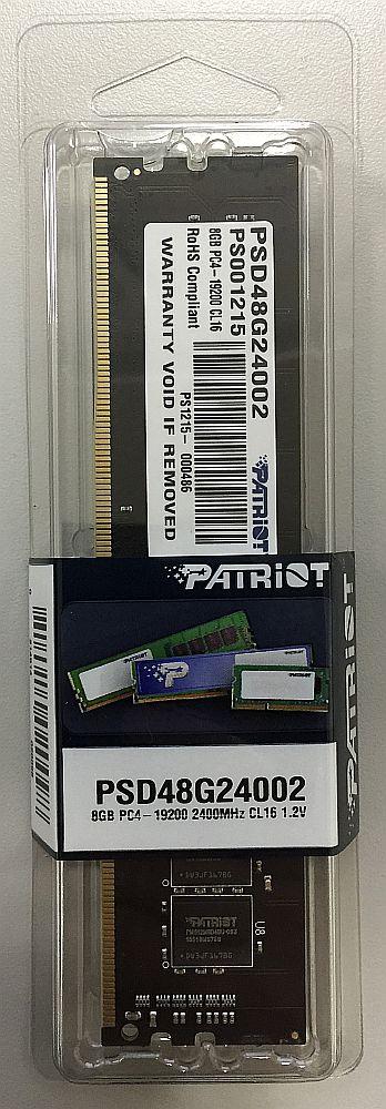 PSD48G24002 [DDR4 PC4-19200 8GB]