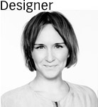 デザイナー Maria Bergstrom マリア・ベリストレム