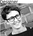 デザイナー Tina Backman ティナ・バックマン