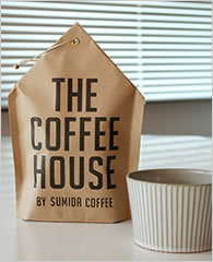 THE COFFEE HOUSE BY SUMIDA COFFEE すみだ珈琲