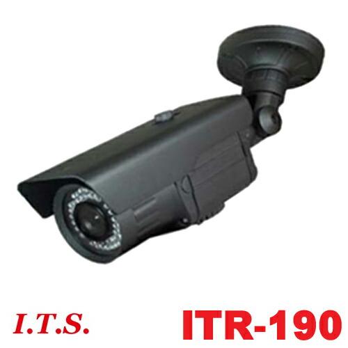 960H録画対応・防雨型カメラ「ITR-190」56,365円