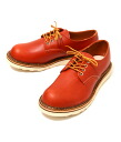 RED WING (Redwing) OXFORD ROUND TOE ORO-RUSSET (round boots) 08001