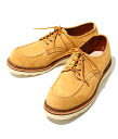 No. 8105 RED WING( red wing) WORK OXFORD MAIZE - Maize (corn) (red wing moccasins postman boots work Oxford)