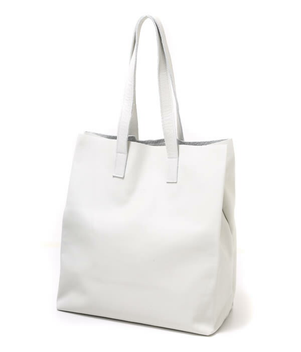 White leather tote bag – Trend models of bags photo blog