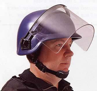 防弾ヘルメットBH2A