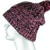 DexShell ビーニー帽 ピンクブラックポンポン DH342-PK