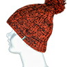 DexShell ビーニー帽 オレンジ黒ポンポン DH342-TR