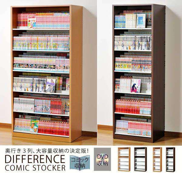 Comic Book Storage Cabinet