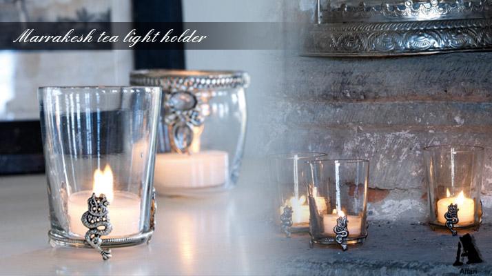 AFFARI Marrakesh tealight holder