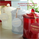 GLASSHOUSE. Aroma candle for glass house 2,013 years for Christmas gifts