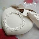 マチルドエム (Mathilde M) センティッドデコ heart flower ring / Marques (30DS09) France brand Mathilde M.