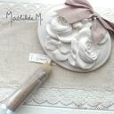 マチルドエム (Mathilde M) センティッドデコ-ローズタッセル France brand Mathilde M. rose fragrance rose motif