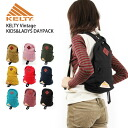 KELTY( Kelty) kids vintage day pack rucksack Lady's OUTDOOR man and woman combined use backpack rucksack