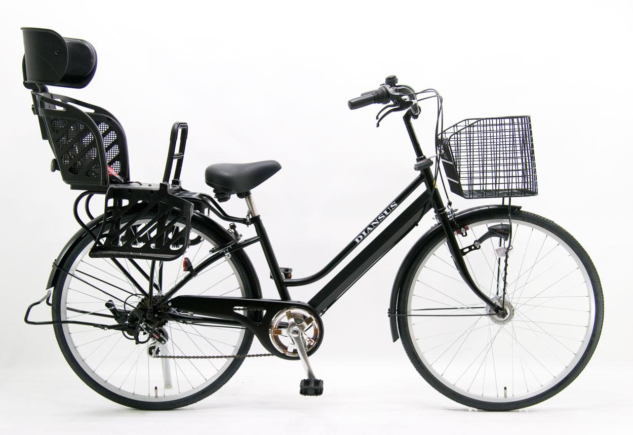 ... 自転車 チャオフレンド >後付け