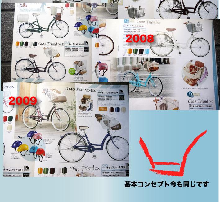 フレーム設計]子供乗せ自転車 ...