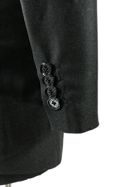 セミロングテーラードジャケット