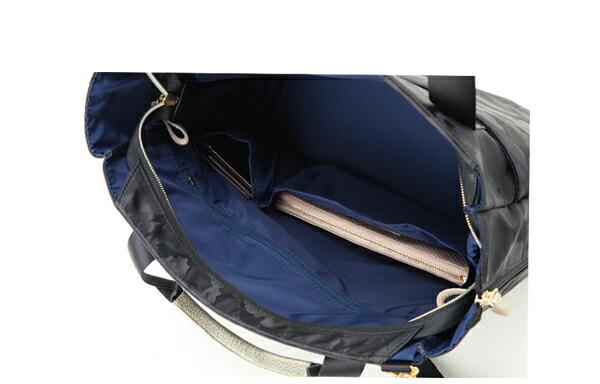トート型2WAYバッグ(ショルダー&ハンドバッグ)<グレイス・カモフラージュ>