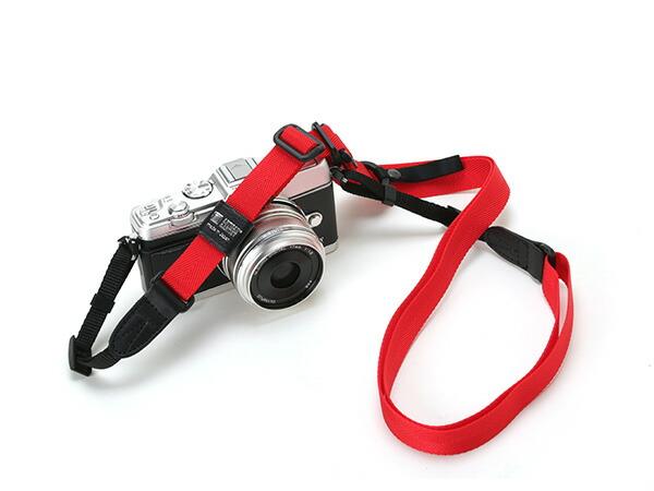 カメラストラップ<イージースライダー使用19mm幅テープ>