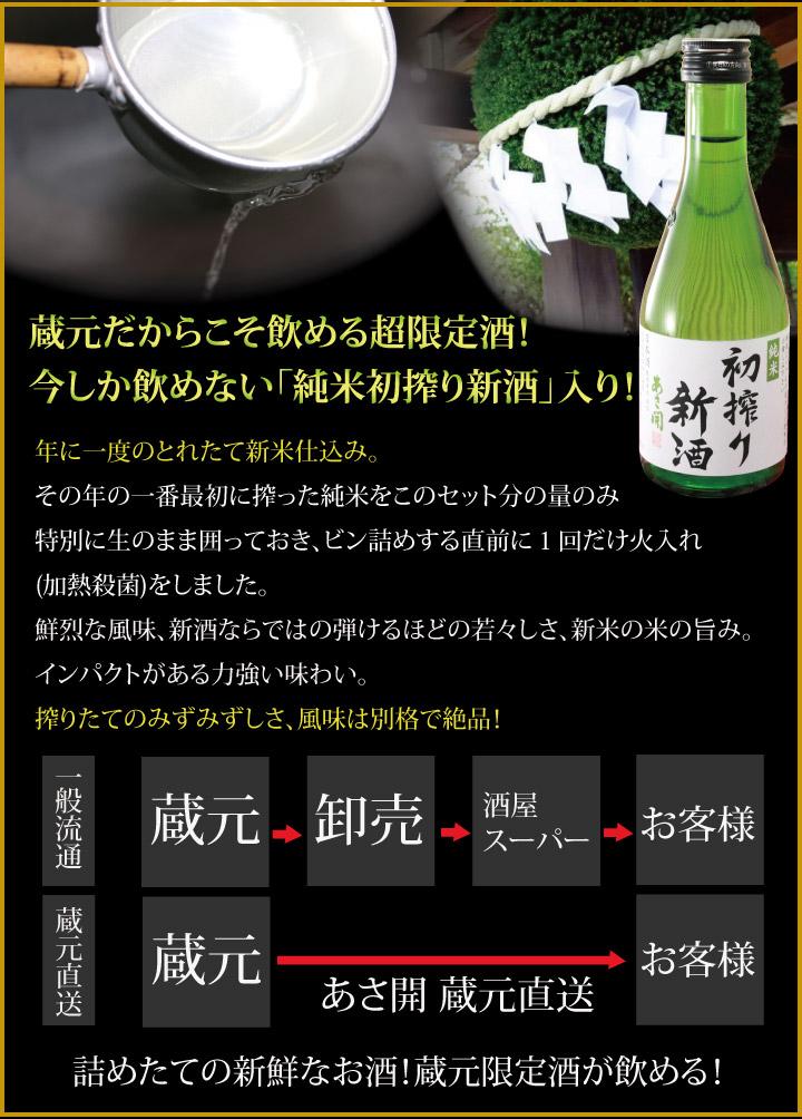 日本酒造りの経験、想いが違います!