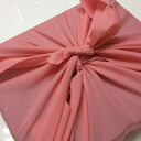 Guests can choose from furoshiki wrapping option services 5 colors.