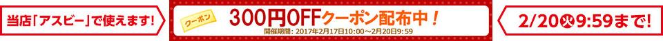 20170217_300円クーポン