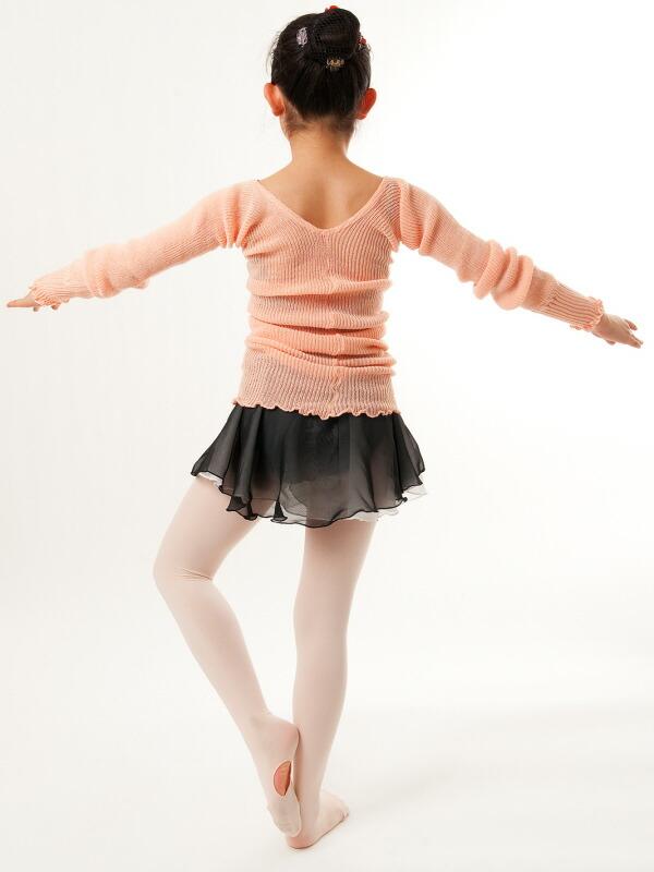 儿童芭蕾舞蹈紧身衣紧身衣版