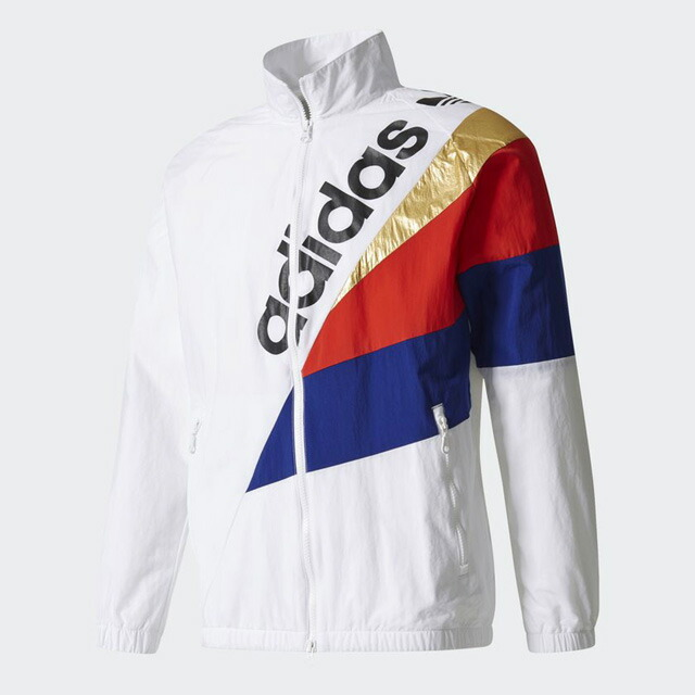 Tribe Windbreaker Track Jacket BQ2014