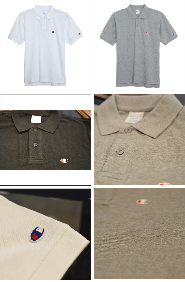 BASIC POLO SHIRT C3-F356