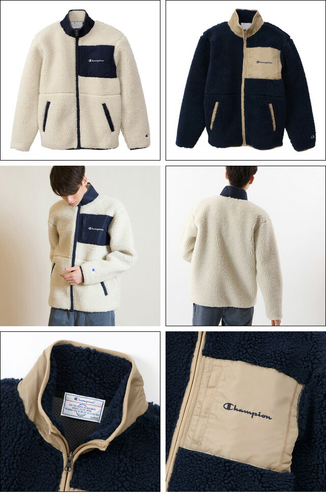 BOA FLEECE ZIP JACKET C3-Q615