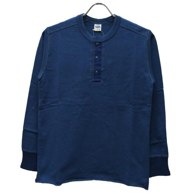 ヘンリーネックロングリスーブTシャツ PCT2