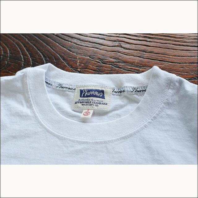 ロゴプリント丸胴Tシャツ 21S-PT1