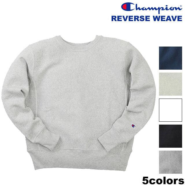 REVERSE WEAVE CREW NECK SWEAT SHIRTS(C3-W004)