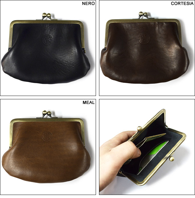 LEATHER COIN PURSE【VSC-703】