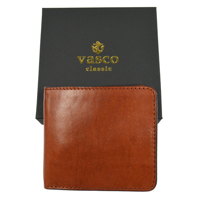 LEATHER VOYAGE SHORT WALLET VSC-700
